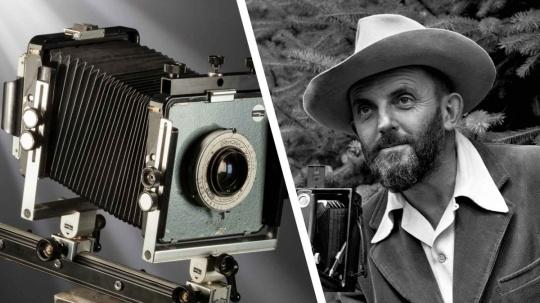 亚当斯自用4,安塞尔亚当斯的相机将在拍卖