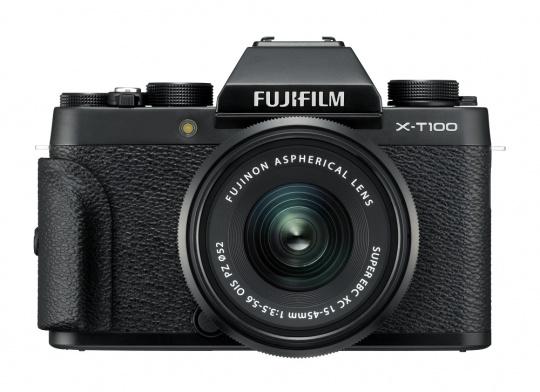 富士胶片揭橥推出FUJIFILM X-T拾0——最棒看的复古