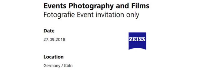 蔡司正式发布,蔡司发布全幅相机ZX1和Batis2