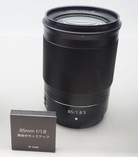 尼康Z 85mm/1.8本周发布